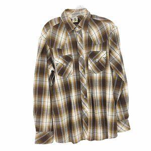 Vintage KENNINGTON Western Shirt Pearl Snap Disco
